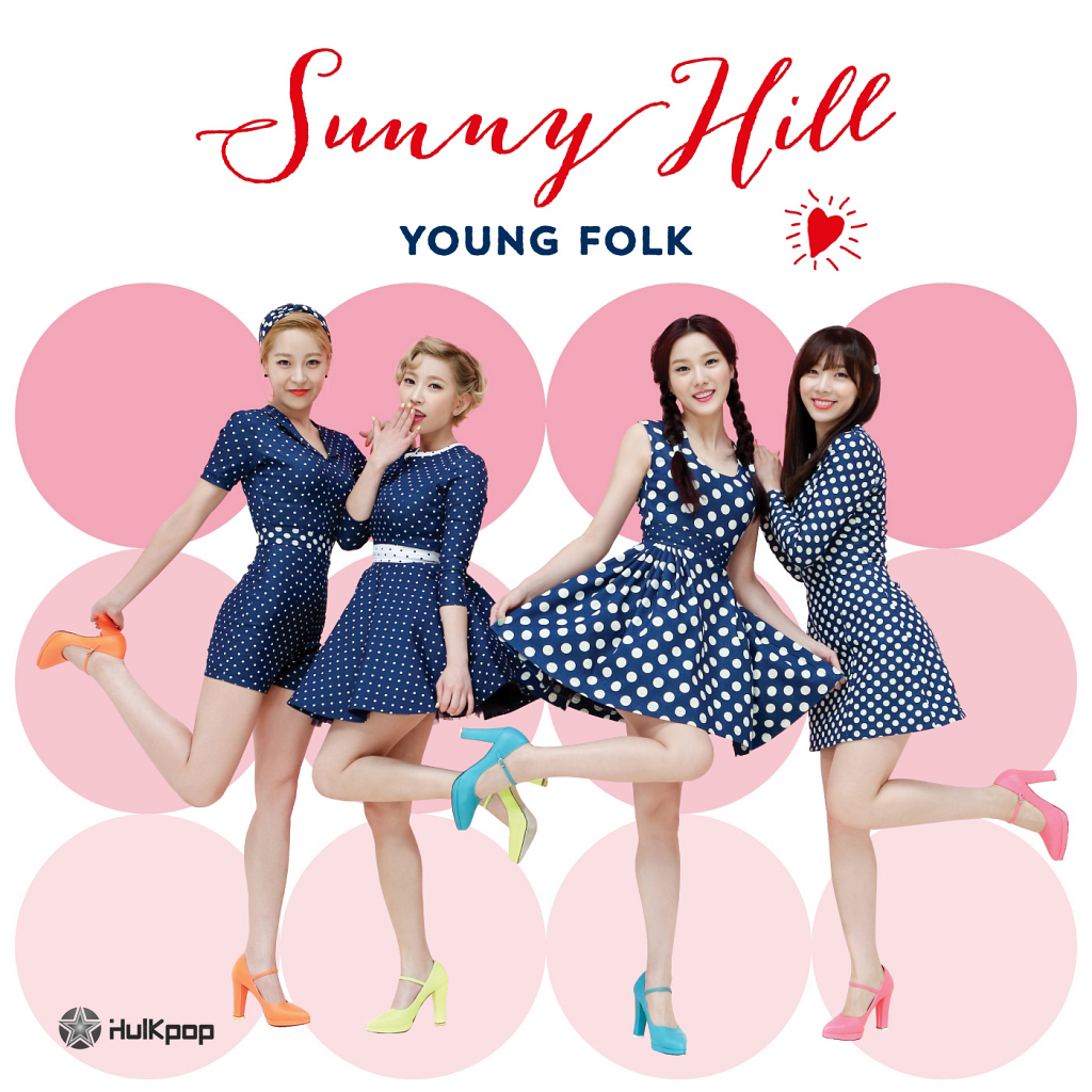Sunny Hill – Young Folk – EP