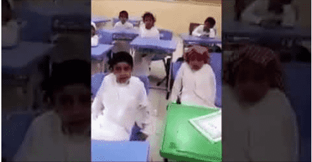 SAUDI TEACHER UNDER SCAN AFTER TELLING STUDENTS NO JOBS FOR YOU