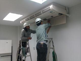 Sửa chữa nạp gas điều hòa YORK tại Hà Nội