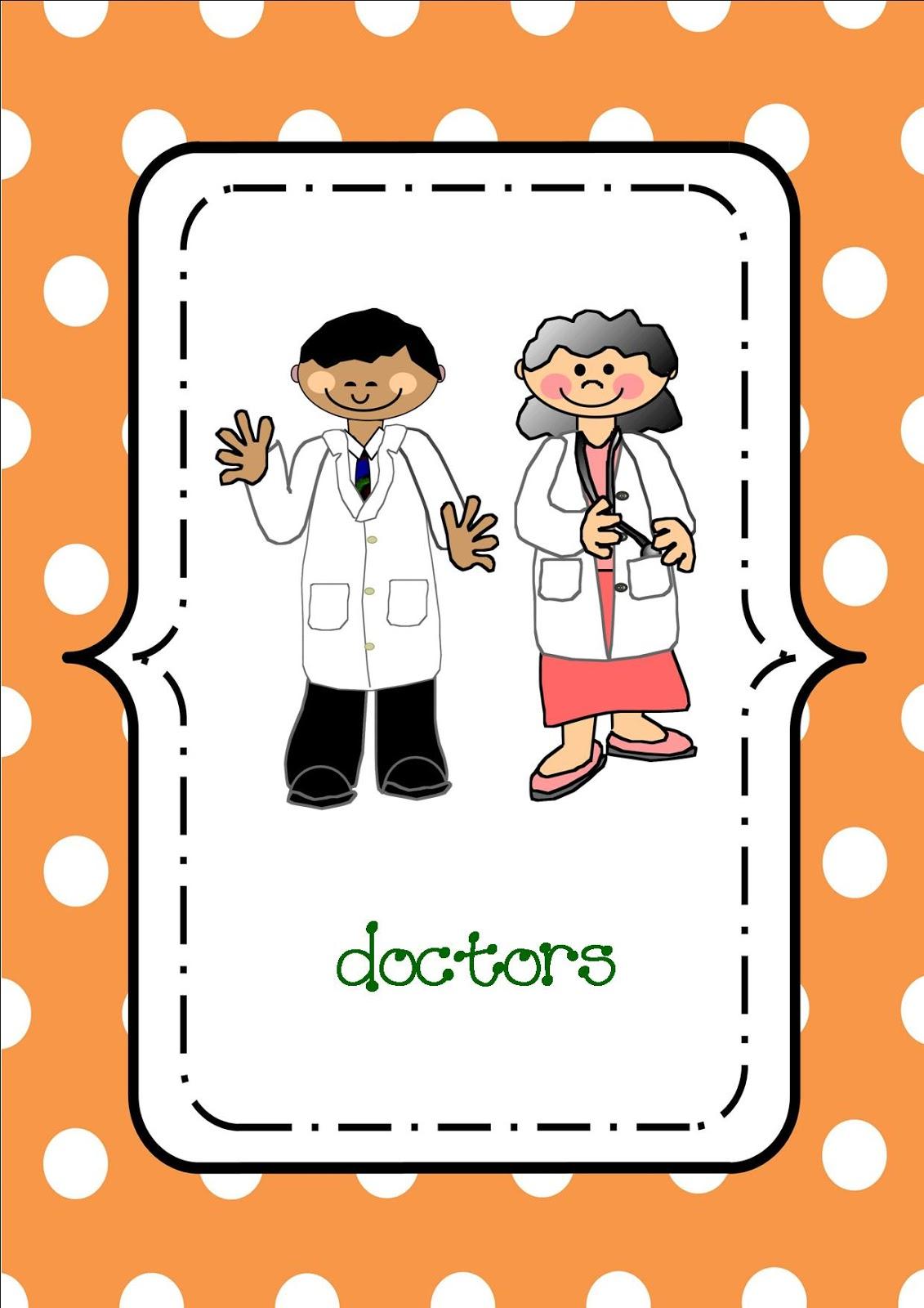 Community helpers doctor essay -