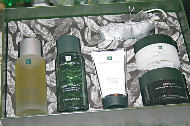 Temple Spa Do Not Disturb - Peace and Relaxation Collection