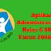 Aplikasi Administrasi Guru Kelas 6 SD/MI Tahun 2018/2019 - Ruang Lingkup Guru