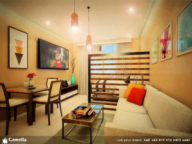 CAMELLA HOMES Manors Bacoor One 1 Bedroom 30 SQM