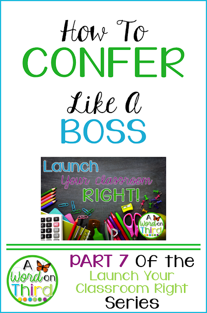 How To Confer Like A Boss by A Word On Third