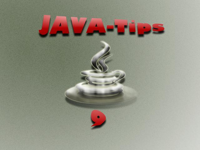 Imagen de Java tips parte 9