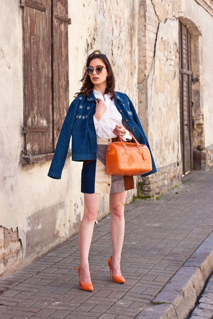 оранжевые туфли с чем носить фото возрасте восемнадцати