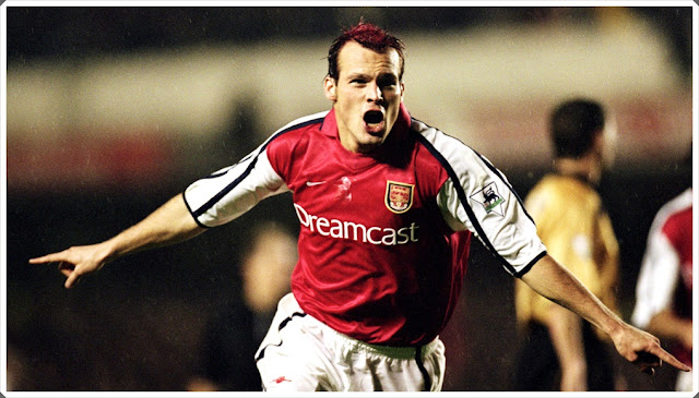 Arsenal 1999 Ljungberg