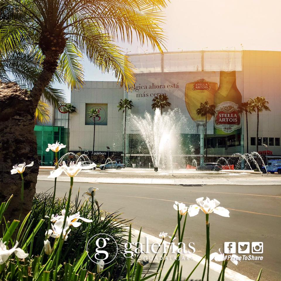 Centro Comercial Galerias Guadalajara: GuadalajaraTurística: Centros Comerciales En Guadalajara Y