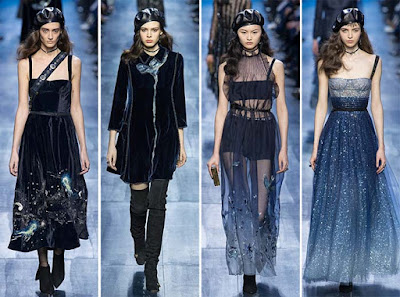 Christian Dior fall/winter 2017-18 ready-to-wear collection fashion trends