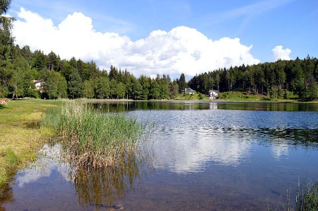 lago santo val di cembra