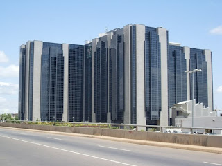 Central Bank Of Nigeria Headquarters, Abuja.