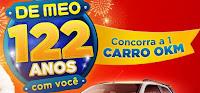 Promoção De Meo 122 Anos com Você! demeocomvoce.com.br