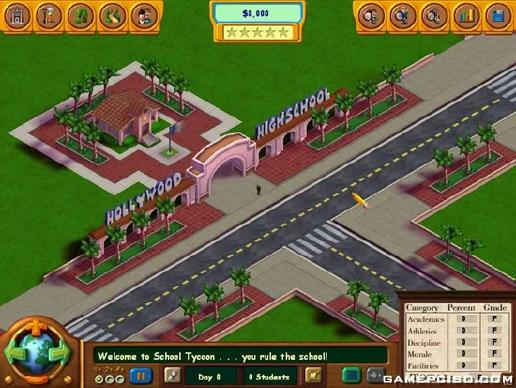 Download national lampoon's university tycoon (windows) my.