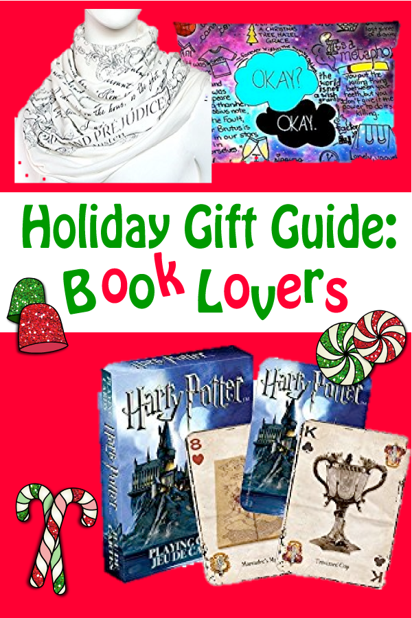Mrs Readerpants 25 Not Book Gift Ideas For Book Lovers