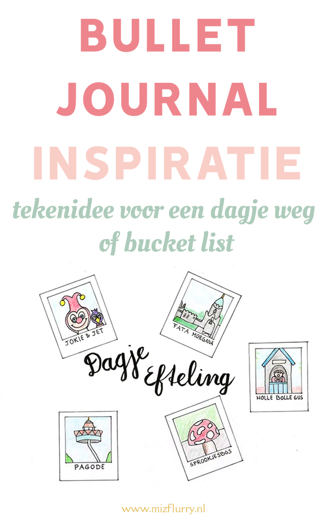 bullet journal inspiratie pinterest