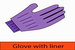 Glove with Liner