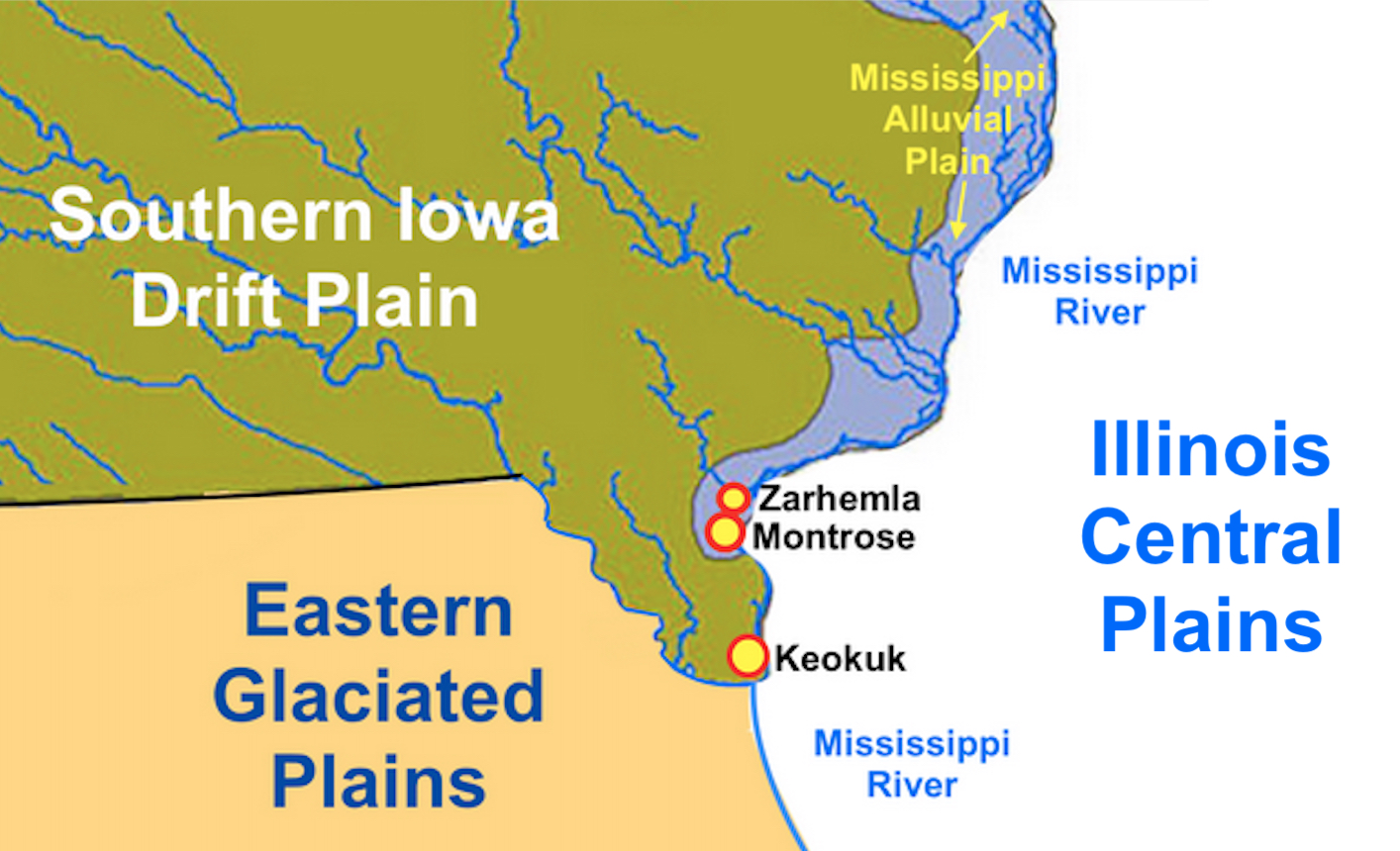 banks of the mississippi could have been the zarahemla of the book of mormon since the sidon was in the far eastern borders of the land of zarahemla