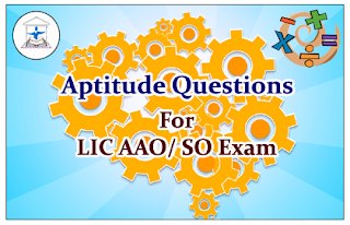 Aptitude Questions (Arithmetic) for Upcoming AAO/SO Exams Set-26