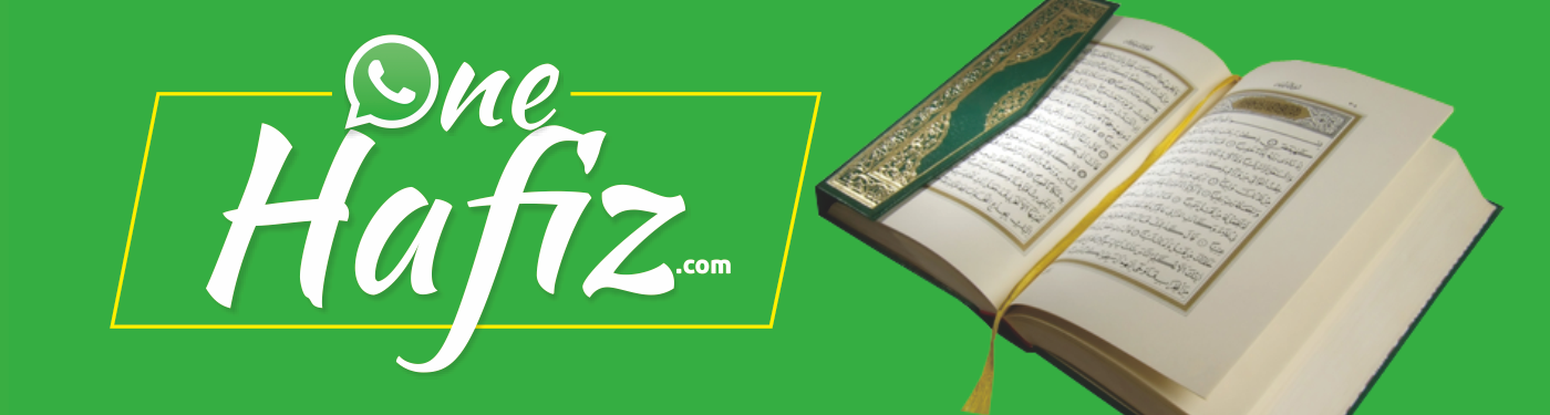 One Hafiz - Tahfiz Online Intensif via WhatsApp