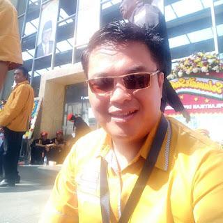 Pandin Pirmansyah Kembali Melengang ke Gedung Perwakilan Rakyat