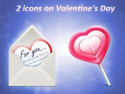 2 Valentine Icons