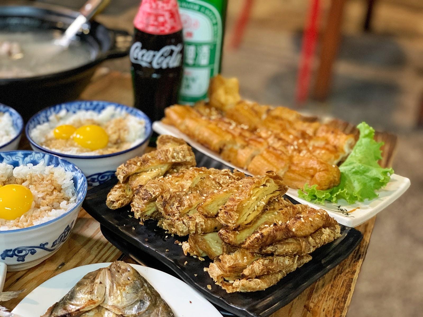 台南東區美食【府城騷烤家】酥烤豆皮
