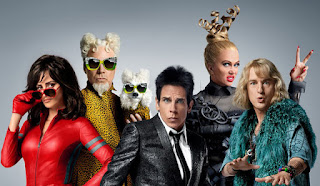 Film Zoolander 2 (2016) Full Movie Sub Indo