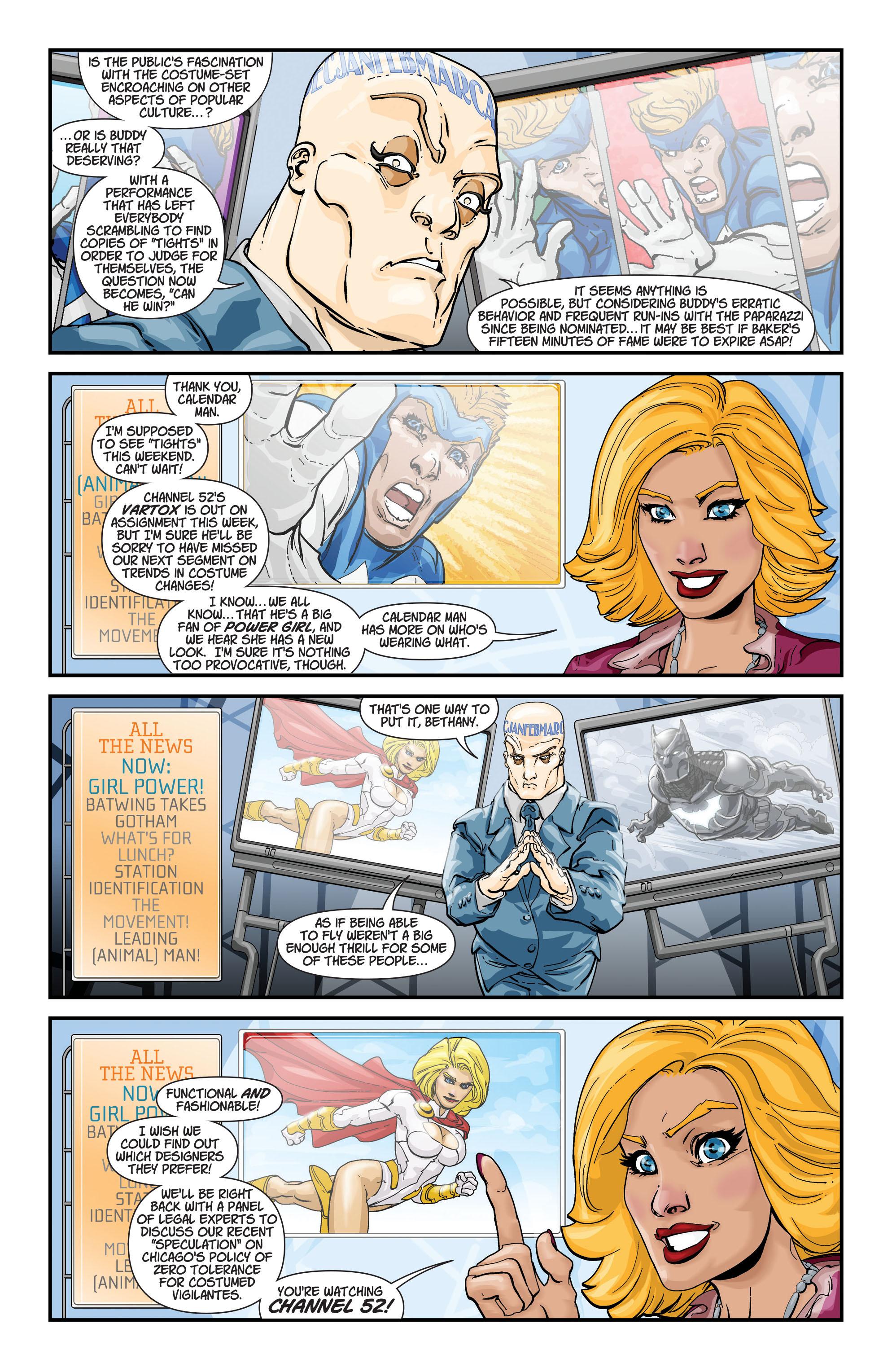Read online Aquaman (2011) comic -  Issue #19 - 23