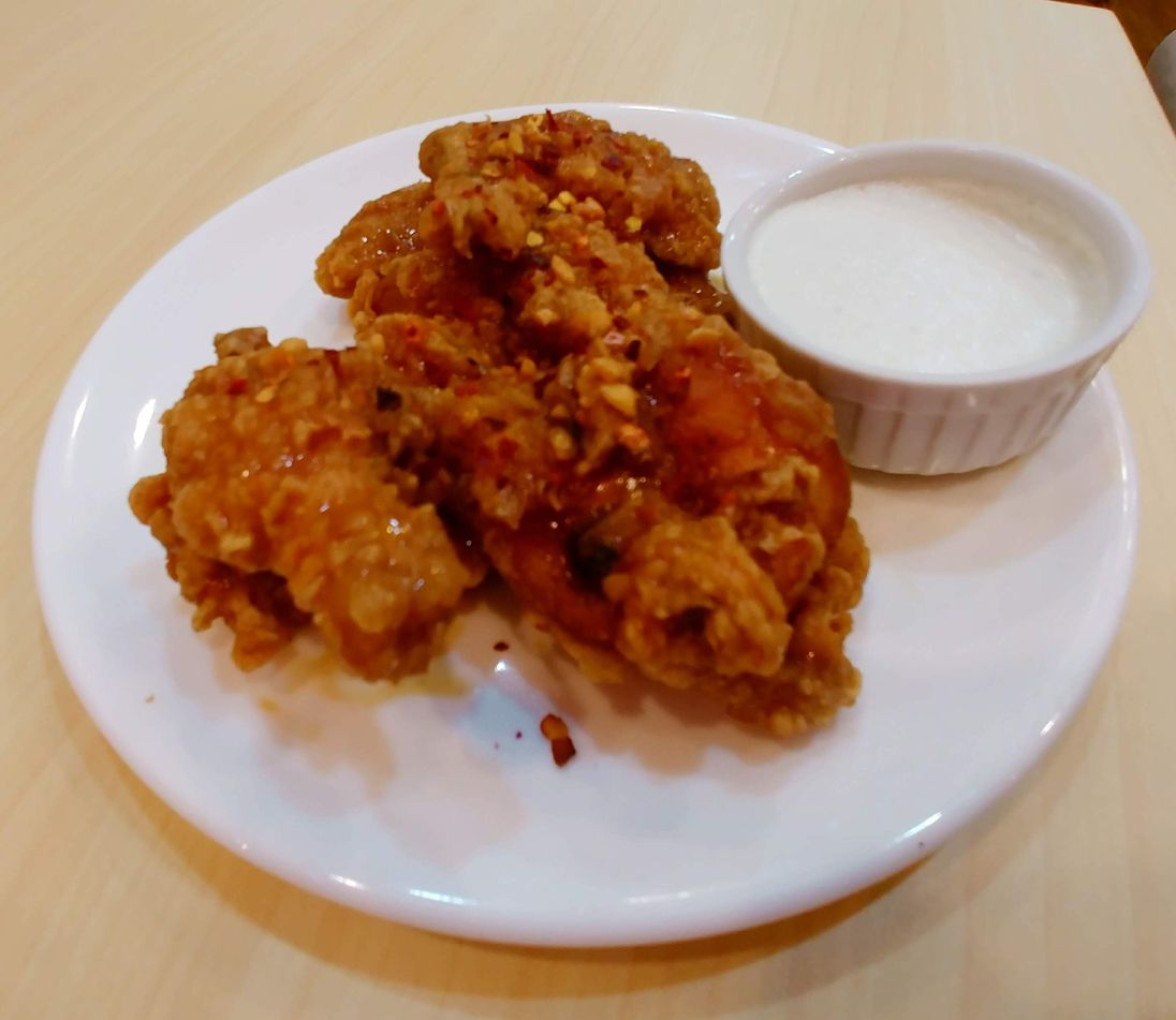 Y Café Tycoon Wings