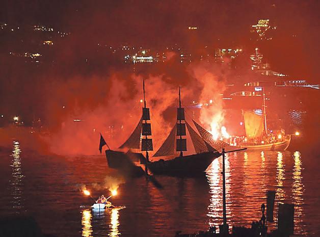 """Οι Σπέτσες γιορτάζουν και τιμούν τους Έλληνες της Θάλασσας με την """"Αρμάτα 2018"""""""