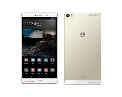 Huawei P8max Specifications- LAUNCH Announced 2015, April DISPLAY Type LTPS IPS LCD capacitive touchscreen, 16M colors Size 6.8 inches, 125.9 cm2 (~74.1% screen-to-body ratio) Resolution 1080 x 1920 pixels, 16:9 ratio (~326 ppi density) Multitouch Yes Protection Corning Gorilla Glass 3  - Emotion UI BODY Dimensions 182.7 x 93 x 6.8 mm (7.19 x 3.66 x 0.27 in) Weight 228 g (8.04 oz) SIM Hybrid Dual SIM (Micro-SIM/Nano-SIM, dual stand-by) PLATFORM OS Android 5.0.2/5.1.1 (Lollipop), planned upgrade to 6.0 (Marshmallow) CPU Octa-core (4x2.2 GHz Cortex-A53 & 4x1.5 GHz Cortex-A53) Chipset HiSilicon Kirin 935 GPU Mali-T628 MP4 MEMORY Card slot microSD, up to 64 GB (uses SIM 2 slot) Internal 64 GB, 3 GB RAM CAMERA Primary 13 MP, f/2.0, autofocus, OIS, dual-LED dual-tone flash Secondary 5 MP Features Geo-tagging, touch focus, face/smile detection, panorama, HDR Video 1080p@30fps NETWORK Technology GSM / HSPA / LTE 2G bands GSM 850 / 900 / 1800 / 1900 - SIM 1 & SIM 2 3G bands HSDPA 850 / 900 / 1900 / 2100 4G bands LTE Speed HSPA 42.2/5.76 Mbps, LTE Cat6 300/50 Mbps GPRS Yes EDGE Yes COMMS WLAN Wi-Fi 802.11 a/b/g/n/ac, dual-band, DLNA, WiFi Direct, hotspot GPS Yes, with A-GPS, GLONASS, BDS USB microUSB 2.0, USB Host Radio FM radio Bluetooth 4.0, A2DP FEATURES Sensors Accelerometer, gyro, proximity, compass Messaging SMS(threaded view), MMS, Email, Push Mail, IM Browser HTML5 Java No SOUND Alert types Vibration; MP3, WAV ringtones Loudspeaker Yes 3.5mm jack Yes  - 24-bit/192kHz audio - Active noise cancellation with dedicated mic BATTERY  Non-removable Li-Po 4360 mAh battery Stand-by  Talk time  Music play  MISC Colors Luxurious Gold, Mystic Champagne, Titanium Grey  - XviD/MP4/H.264 player - MP3/eAAC+/WAV/Flac player - Document viewer - Photo/video editor