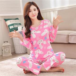 Preorder Bb320 Korean Style Pajamas Eta End Dec