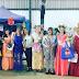 Reinas y princesas de la 1era. Fiesta de la Primavera en Centenario
