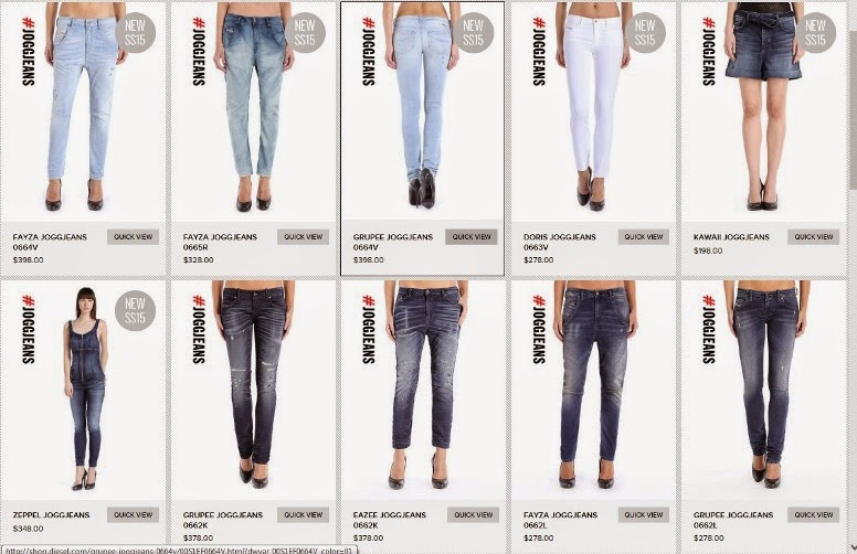Jogg Jeans for Women