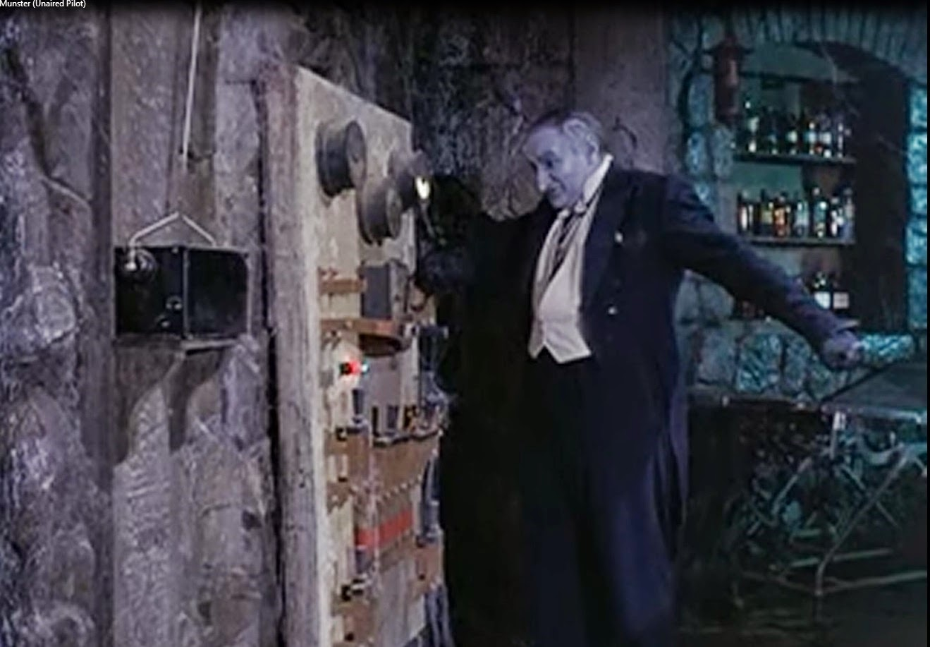 Inside The Munster House Screen Shots Of All Interiors And