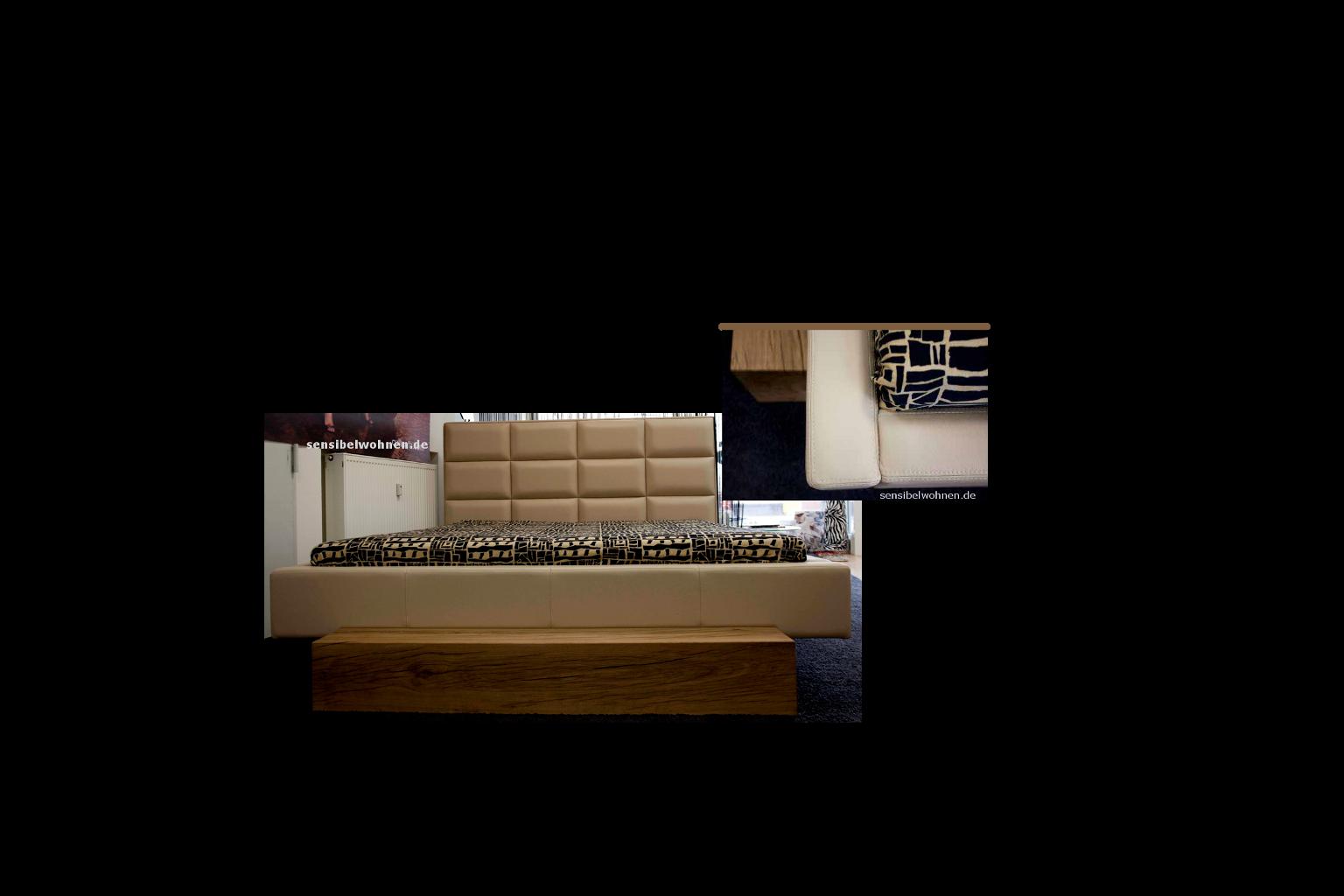 wohnkantine wohnideen vom holzm belkontor betten aus holz. Black Bedroom Furniture Sets. Home Design Ideas