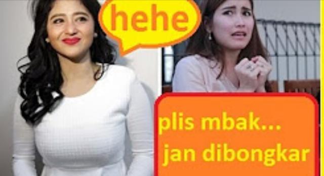 Video ! Kemarahan Dewi Persik Dengan Ayu Ting Ting Yang berujung Terbongkarnya Aib Ayu Ini Lah Pengakuan Dewi..