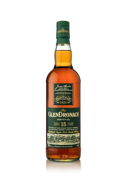 The GlenDronach Revival 15YO