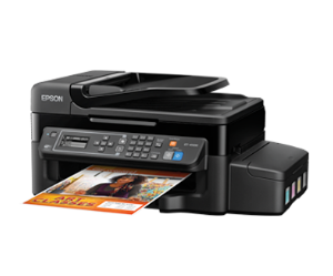 Epson ET-4500 Driver & Software Download