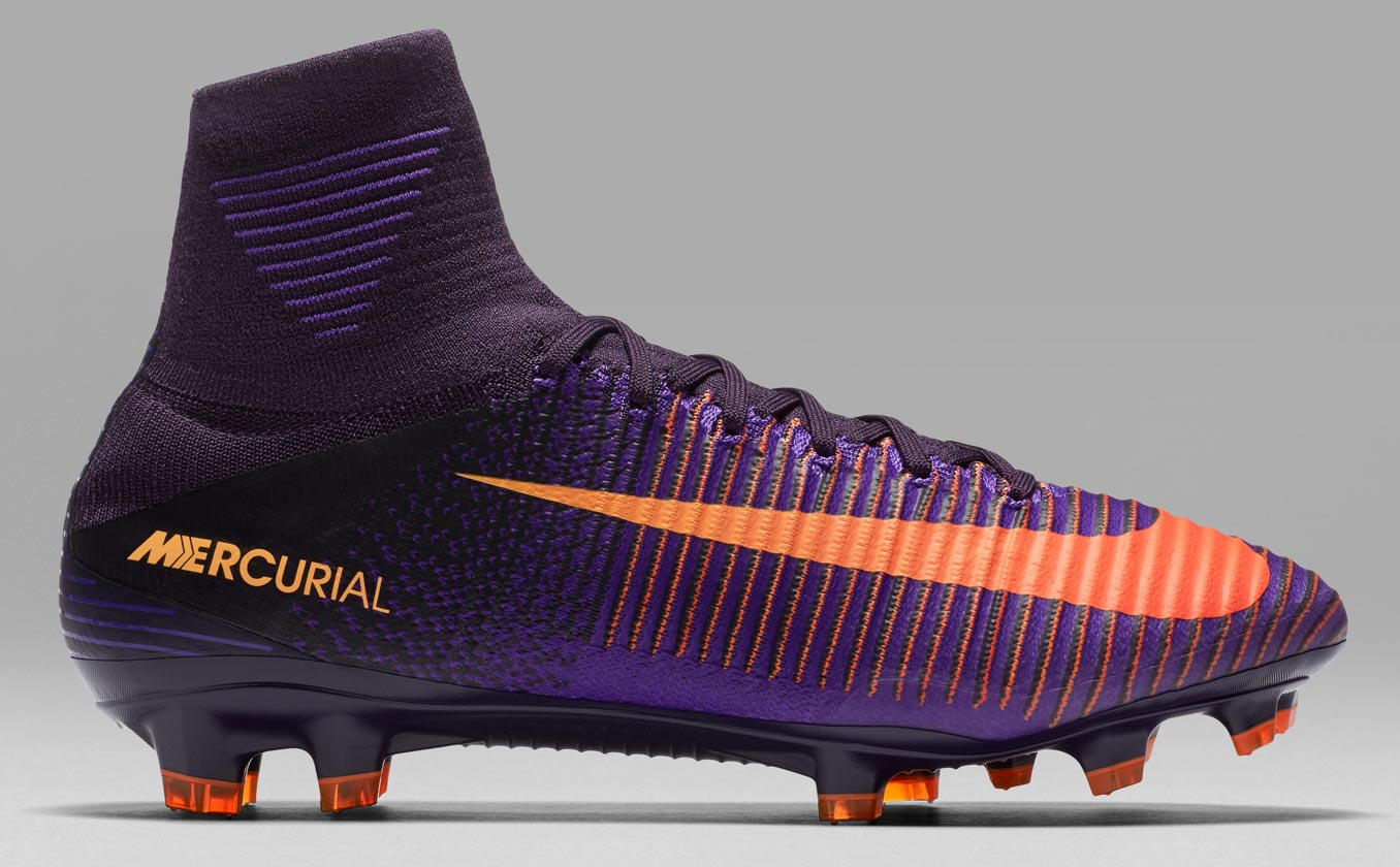 purple nike mercurial superfly v 2016 17 boots released. Black Bedroom Furniture Sets. Home Design Ideas