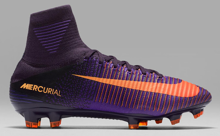 reputable site d066f 799c9 Purple Nike Mercurial Superfly V 2016-17 Boots Released ...