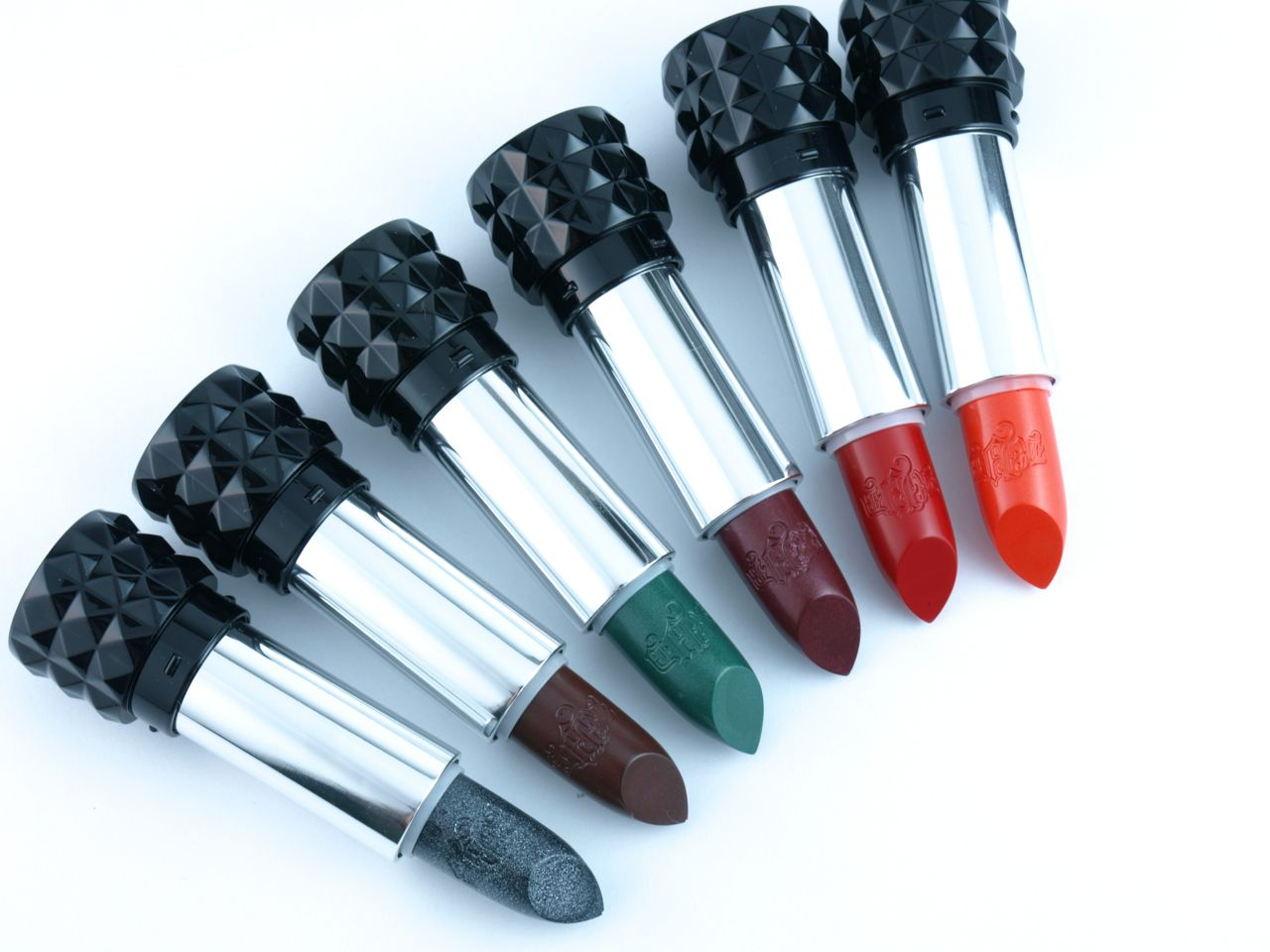NEW Kat Von D Studded Kiss Lipstick for Fall 2015: Review and Swatches