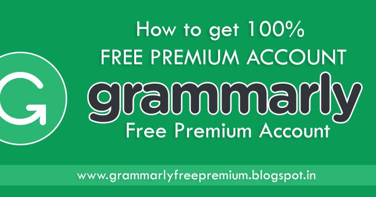 Not known Facts About Grammarly Referral