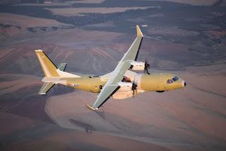 Pesawat SAR C295 Kanada