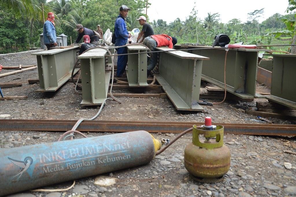 Dua Proyek Jembatan di Kebumen Terancam Tak Selesai