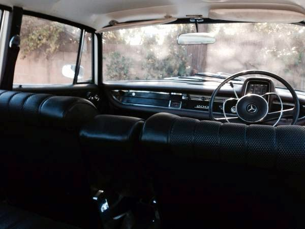 daily turismo 5k right hand drive 1967 mercedes benz 200 w110. Black Bedroom Furniture Sets. Home Design Ideas