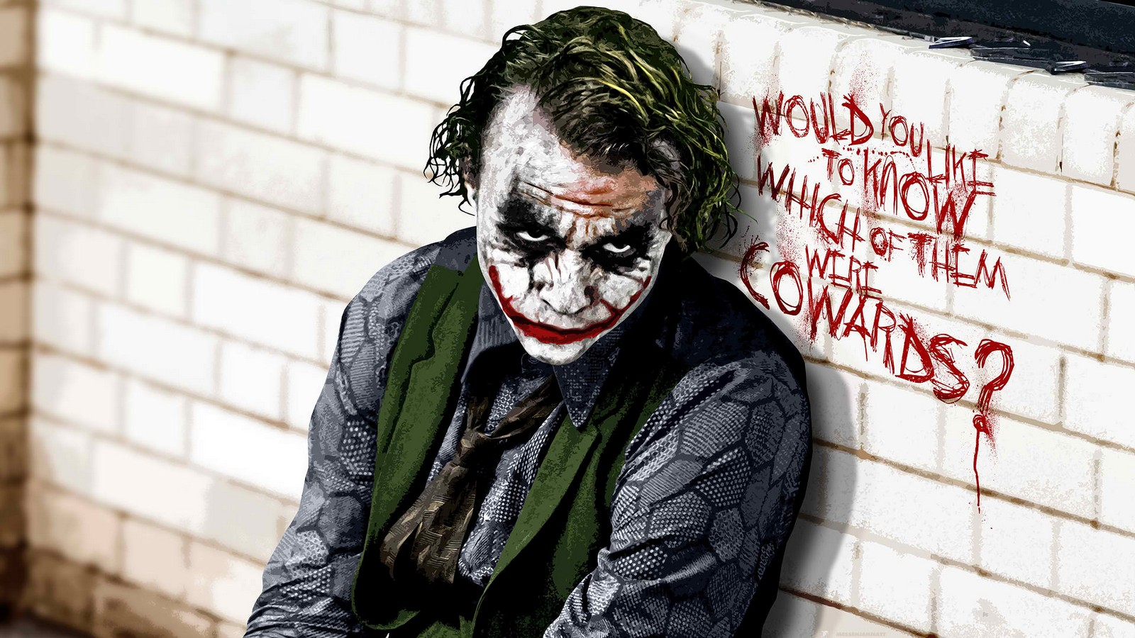 pic new posts: why so serious hd wallpaper