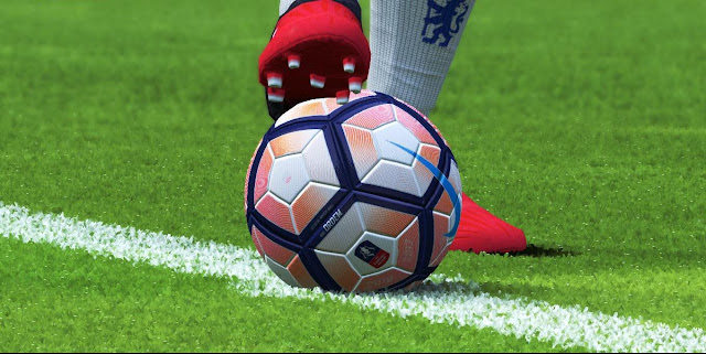 PES 2017 3D Turf Update dari Theartman