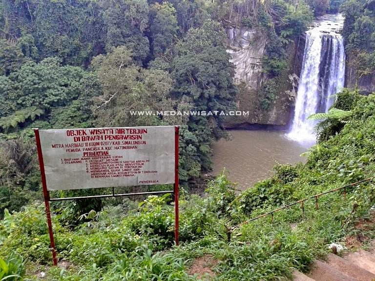 Air Terjun Tonduhan, Tanah Jawa