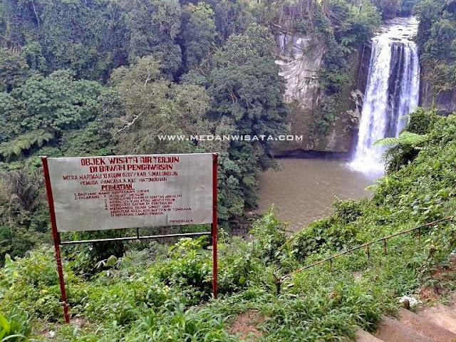 Air Terjun Tonduhan Siantar, Tanah Jawa